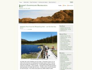 ccorbridge.wordpress.com screenshot