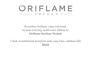 ccoriflame.co.id screenshot