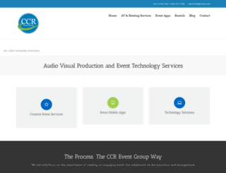 ccrent.com screenshot