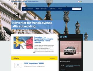 ccsf.fr screenshot