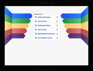 cctheme.com screenshot
