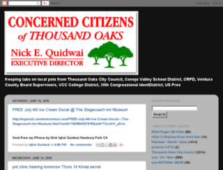 cctoaks.com screenshot
