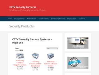 cctv-cameras.co.za screenshot