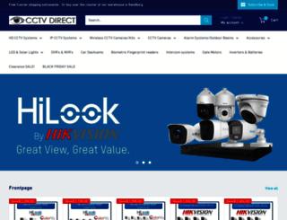 cctv-direct.co.za screenshot