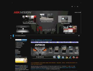 cctv-surabaya.com screenshot