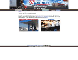 cd-hartnett.com screenshot
