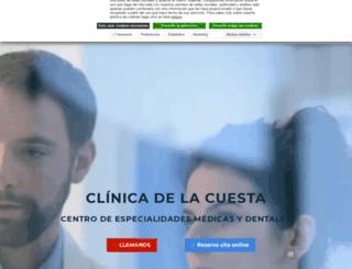 cdc.es screenshot