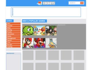 cdeboys.com screenshot