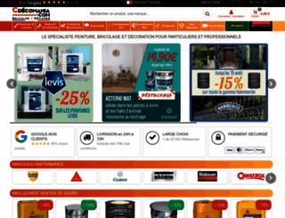 cdecomania.com screenshot