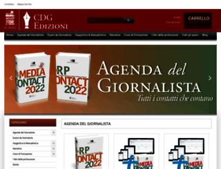 cdgedizioni.it screenshot