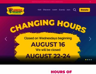 cdmfun.org screenshot