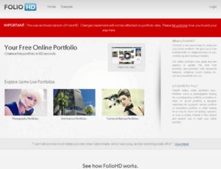 cdn-2.foliohd.com screenshot
