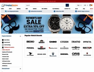 cdn.creationwatches.com screenshot