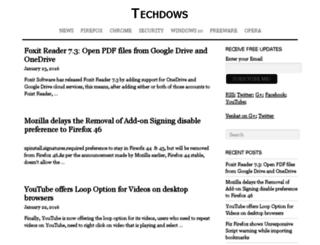 cdn3.techdows.com screenshot
