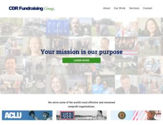 cdrfg.com screenshot