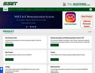 ce-transducer.com screenshot
