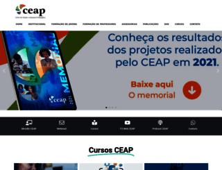 ceap.org.br screenshot