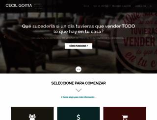 cecilgoitia.com.ar screenshot