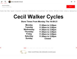 cecilwalker.com.au screenshot