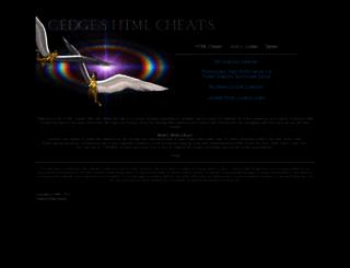 cedesign.net screenshot