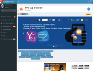 ceebydith.com screenshot