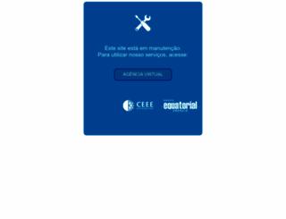 ceee.com.br screenshot