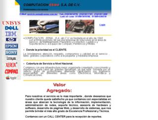 ceema.com.mx screenshot