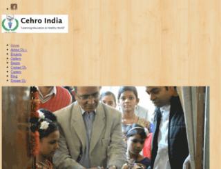 cehroindia.com screenshot