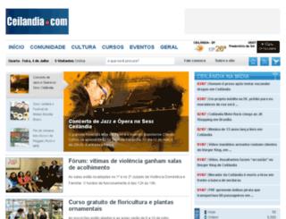 ceilandia.com screenshot
