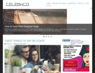 celebnco.com screenshot
