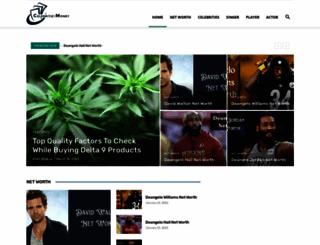 celebritiesmoney.com screenshot