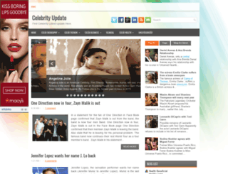 celebrityhum.blogspot.com screenshot
