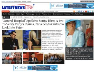 celebrityrazzi.com screenshot