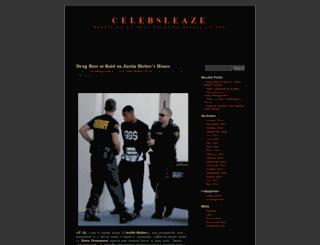 celebsleaze.wordpress.com screenshot