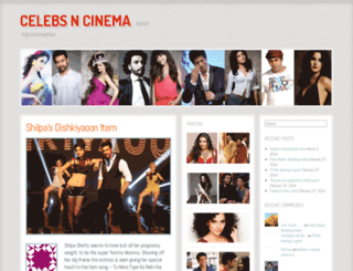 celebsncinema.wordpress.com screenshot