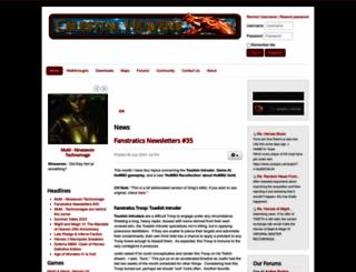 celestialheavens.com screenshot