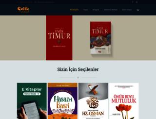 celikyayinevi.com screenshot