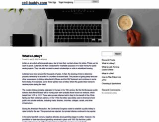 cell-buddy.com screenshot