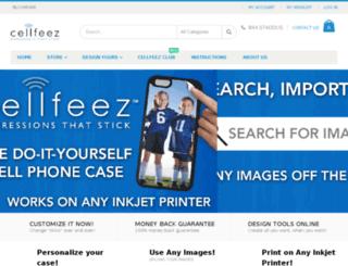 cellfeez.com screenshot