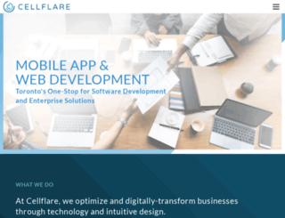 cellflare.com screenshot