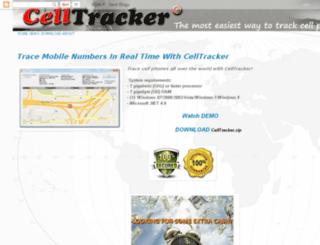 celltracker-software.blogspot.in screenshot