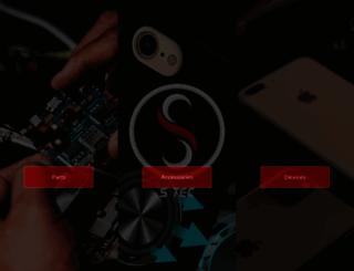 cellularpartsusa.com screenshot