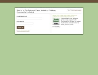 cellulosecommunity.org screenshot