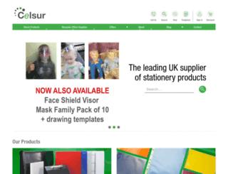 celsur.co.uk screenshot