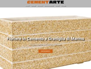 cementarte.com screenshot