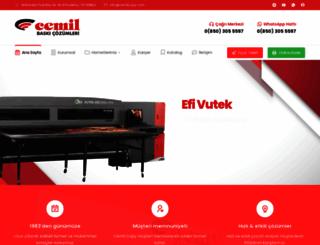 cemilcopy.com screenshot