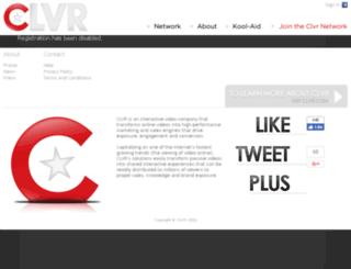 cenegenics-denver.clvr.tv screenshot