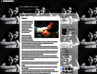 cennetten-kovulan.blogspot.com screenshot