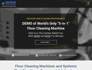 centaurmachines.com screenshot