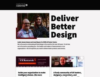 centercentre.com screenshot